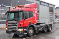 Scania P400CA. Продам седельный тягач P400 6x4, 13 000 куб. см., 30 000 кг.