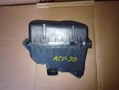 Корпус воздушного фильтра. Toyota Camry, ACV31, ACV30, ACV30L, ACV35 Двигатели: 1AZFE, 2AZFE