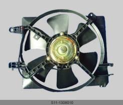 Вентилятор охлаждения радиатора. Chery QQ, S11. Под заказ