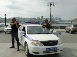 Полицейский. УВО по г. Владивостоку. Советский р-н г. Владивостока, пригород, посты по охране объектов