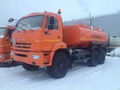 Автомаш 4923N3. 4923N3 (АТЗ-11м3, 2 отс., Камаз-43118-46), 11 600куб. см.