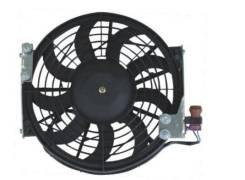 Вентилятор радиатора кондиционера. Chery QQ, S11. Под заказ
