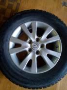 Mazda. 15.0x16, 5x114.30, ET185, ЦО 200,0мм.