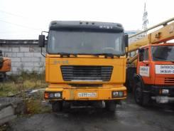 Shaanxi Shacman SX32510M384. Продается седельный тягач Shaanxi в Новосибирске, 9 724 куб. см., 25 000 кг.