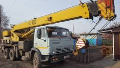 Галичанин. Продаётся автокран , 2 200 куб. см., 20 000 кг., 22 м.