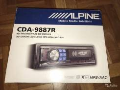 Куплю Alpine CDA-9887R