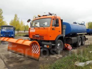 Коммаш КО-823. Машина комбинированная на базе шасси 65115, 10 800куб. см.