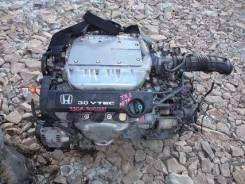 Двигатель в сборе. Honda Avancier, TA4, TA3, TA2, TA1 Двигатели: F23A, J30A
