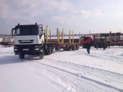 Iveco Trakker. Продается седельный тягач , 13 000 куб. см., 25 000 кг.