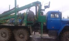 Урал. Продается лесовоз урал, 11 000 куб. см.