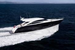 Princess. Год: 2012 год, длина 22,26м., двигатель стационарный, 3 222,00л.с., дизель. Под заказ