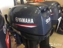 Yamaha. 9,90л.с., 2-тактный, бензиновый, нога S (381 мм), Год: 2014 год