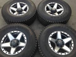 Новые колёса 285/75R16 Yokohama 6x139.7 Ширина 8.0 Вылет (ET) 0!. 8.0x16 6x139.70 ET0 ЦО 110,5мм.