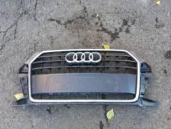 Решетка радиатора. Audi Q3, 8UB Двигатели: CZDA, CZEA, CUWA, CULC, CULB