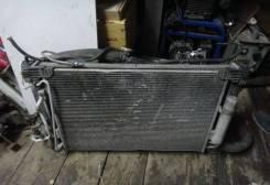Радиатор охлаждения двигателя. Mitsubishi L200, KB4T. Под заказ