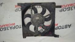 Мотор вентилятора охлаждения.