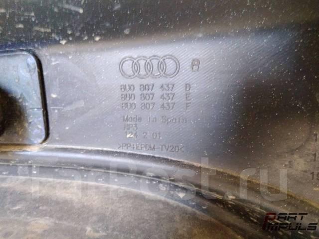 Бампер. Audi Q3, 8UB Двигатели: CFFA, CFGC, CFFB, CFGD, ALZ, CLLB, CLJA, CPSA, CHPB, CUWA, CULC, CULB, CCTA, CCZC, CYLA