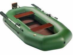 Мастер лодок Таймень A-260 С ТР. 2018 год год, длина 2,60м., 2,50л.с.