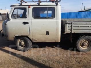 УАЗ 39094 Фермер. Продам УАЗ 39094 фермер, 2 500 куб. см., 1 000 кг.