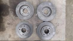 Диск тормозной. Nissan Bluebird, HNU12 Двигатель SR20DET