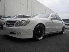 Mercedes-Benz S-Class. W220, M112 112 972