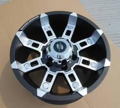 Wheelegend. 8.0x16, 5x114.30, 6x139.70, ET-10, ЦО 110,5мм. Под заказ