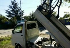Daihatsu Hijet. Продам самосвал, 660 куб. см., 350 кг.