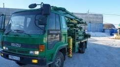 Isuzu Forward. Продается автобетононасос , 6 494 куб. см., 17 м.