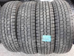 Dunlop. Зимние, без шипов, 2015 год, износ: 5%, 4 шт