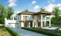 Шикарный коттедж 250 кв. метров. Краснодар, р-н Прикубанский, площадь дома 250 кв.м., от агентства недвижимости (посредник)