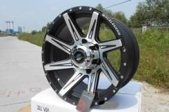 Wheelegend. 8.0x16, 6x139.70, ET-10, ЦО 110,5мм. Под заказ