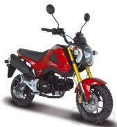 ABM X-moto. 127 куб. см., исправен, без птс, без пробега