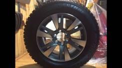 Продаю комплект зимних колёс на Land Cruiser. x18