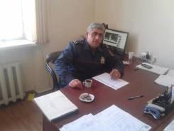 Полицейский. Высшее образование по специальности