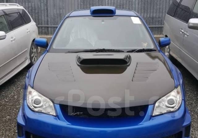 Воздухозаборник. Subaru Impreza, GDB Subaru Impreza WRX STI, GDB
