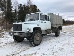 """ГАЗ-33081 Егерь II. Продам ГАЗ 3897 """"Егерь"""", 4 700 куб. см., 2 000 кг."""