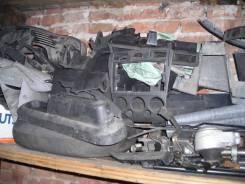 Интерьер. Ford Fusion