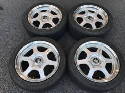RAYS Daytona. 9.0x17, 5x114.30, ET25, ЦО 70,0мм.