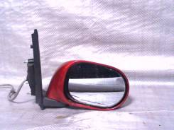 Зеркало заднего вида боковое. Nissan Note, E11, ZE11, NE11 Двигатели: HR15DE, HR16DE, XH1, CR14DE