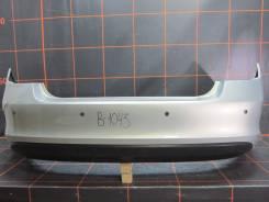 Skoda Rapid liftback - Бампер задний - 60U807421