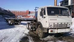 Камаз 5410. Камаз - 5410, 10 850 куб. см., 20 000 кг.