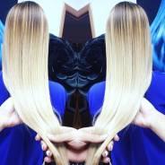Окрашивание волос Шатуш Омбре Балаяж! (Салон)доступные цены