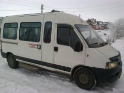 Fiat Ducato. Отличный автобус!, 16 мест