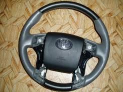 Руль. Toyota: 4Runner, FJ Cruiser, Land Cruiser Prado, Tundra, Land Cruiser, Sequoia Двигатели: 1GRFE, 2UZFE, 3URFE, 1URFE