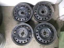 Mazda. 6.0x15, 4x114.30, ET45, ЦО 64,1мм.