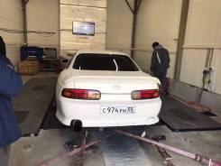 Бампер. Lexus SC300