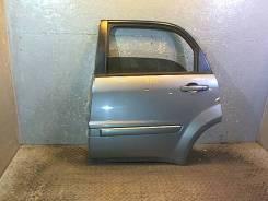 Дверь боковая Chevrolet Equinox 2005-2009, левая задняя