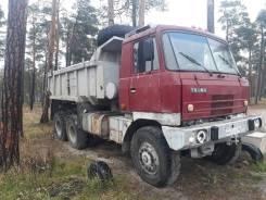 Tatra T815. Tatra 815 в Сургуте, 15 825 куб. см., 15 400 кг.
