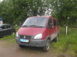 ГАЗ 22177. Продается Соболь Баргузин 22177, 2 900 куб. см., 7 мест