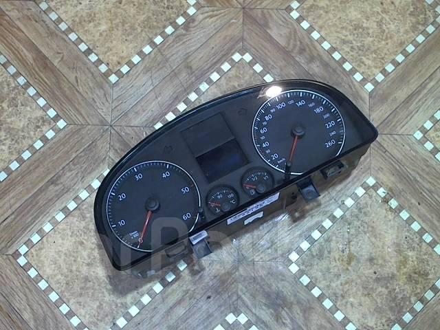 Щиток приборов (приборная панель) Volkswagen Touran 2003-2006